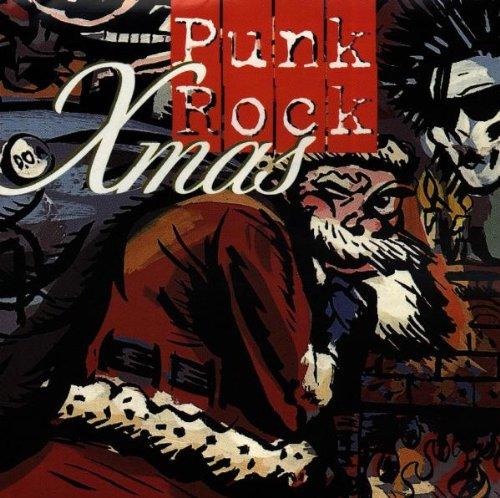 Rock Christmas Music.Various Artists Punk Rock Xmas Amazon Com Music