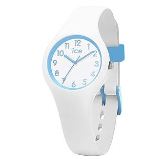 Silikonarmband Cotton Ice Watch Kids Weiße 015348extra Jungenuhr Mit Small Ola White VpzGUSqM
