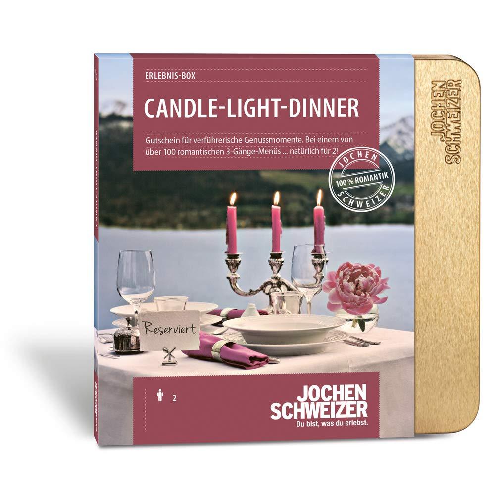 Candle light dinner berlin gunstig