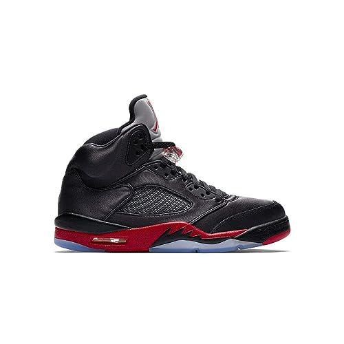 sports shoes e6c1a e9435 Amazon.com | Nike Jordan 5 Retro (td) Toddler 440890-006 ...