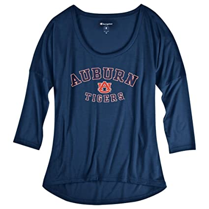 151e1d34d6 Amazon.com   Elite Fan Shop Auburn Tigers Womens T Shirt Half Time ...