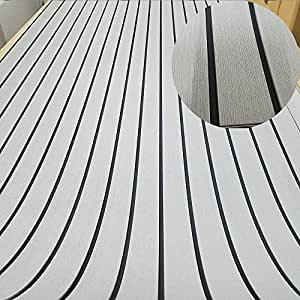 Marine Flooring Composite Boat Decking Sheet Synthetic