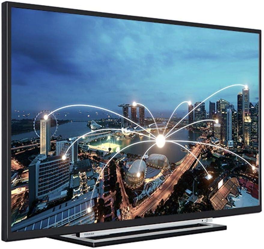 Toshiba 43L3763DG - TV: Amazon.es: Electrónica