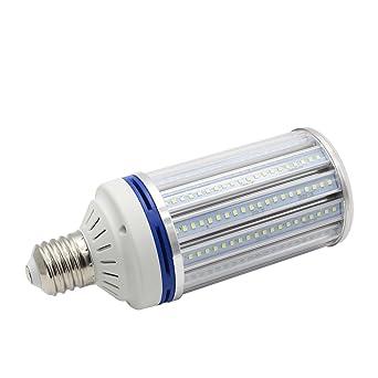 Maxbayou, E40 Luz de Maíz LED, 60W Luz de alta Potencia 6000lm 400W Equivalente