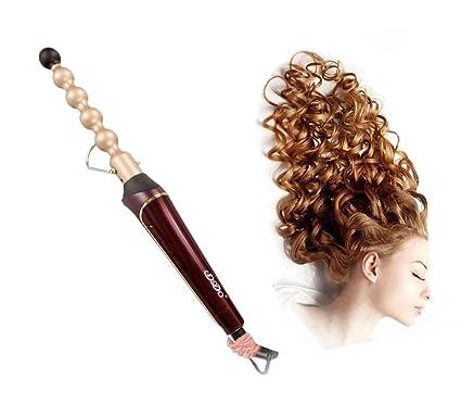 Profesional plancha rizadora de pelo varita, Curl colección Burbujas rizado varita con tecnología de cerámica