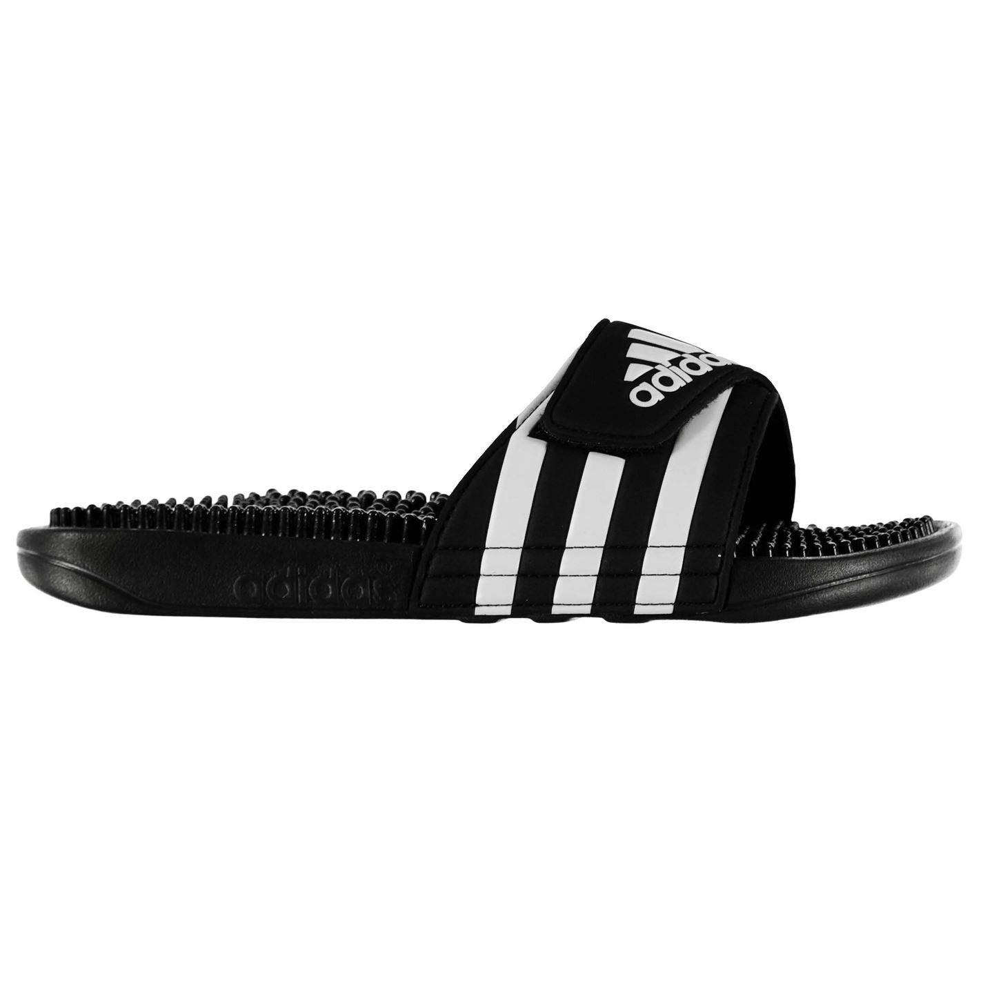 60058c02c NEW ADIDAS ADISSAGE MENS FLIP FLOPS SANDALS POOL SHOES BEACH SLIDES UK 6-14  (UK 8   EUR 42   US 8   26.5 CM »)  Amazon.co.uk  Shoes   Bags