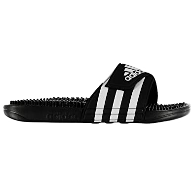 58bf0fe0acaf NEW ADIDAS ADISSAGE MENS FLIP FLOPS SANDALS POOL SHOES BEACH SLIDES UK 6-14  (UK 8   EUR 42   US 8   26.5 CM »)  Amazon.co.uk  Shoes   Bags