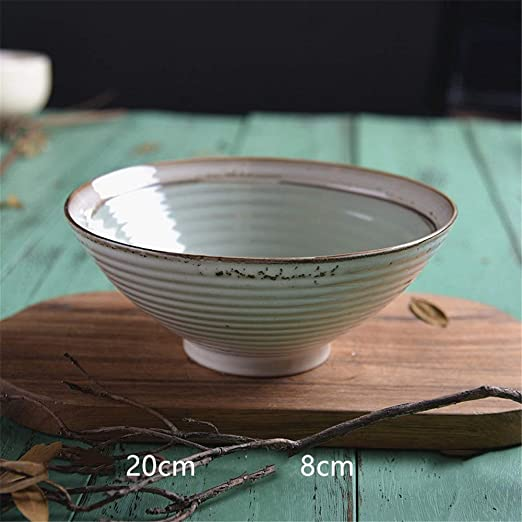Cuencos de cerámica multifunción para el hogar Vajilla de cerámica ...