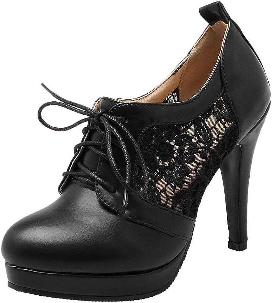 Show Shine Women's Casual Oxfords Shoes