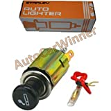 AUTO CAR WINNER Stanley Car Cigarette Lighter 12 V