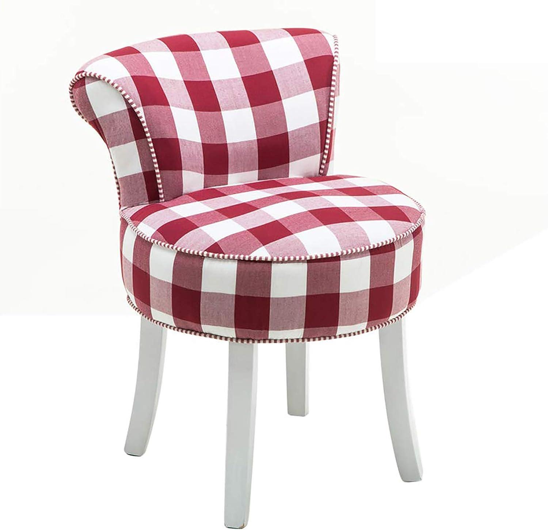 Vanity Stool Chair, Modern Makeup Dressing Table Stool, Baroque
