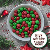M&M's Milk Chocolate Red & Green Christmas