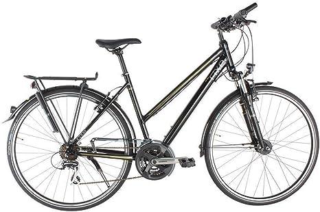 Rixe Lyon bicicleta de trekking mujer 28 pulgadas 21 velocidades ...
