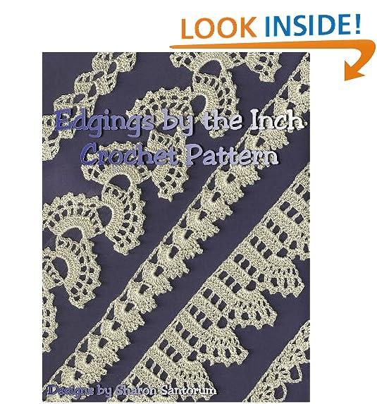Crochet Edgings Amazon