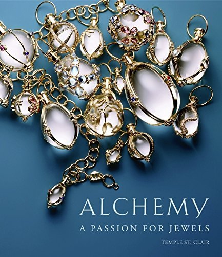 Alchemy: A Passion for Jewels by Temple St. Clair (2008-10-14) (Clair Upper St)