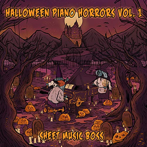 Halloween Piano Sheet Music Nightmare Before Christmas (This Is Halloween (From the Nightmare Before)