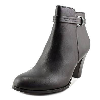 Womens Baari Leather Closed Toe Ankle Fashion Boots