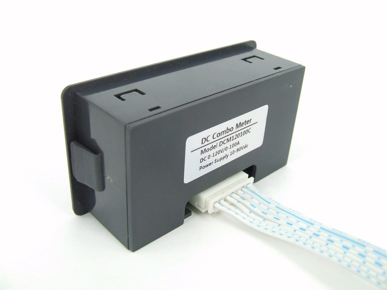 DC 0-120V 0-100A Volt Amp Ah Power Capacity Percent Battery Monitor Watt  Meter 50A 50A 200A 250A 300A 400A 500A 600A 750A 1000A Shunt