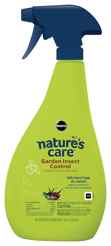 Amazon.com : Miracle-Gro Nature's Care Garden Insect Control, 24 oz :  Garden & Outdoor