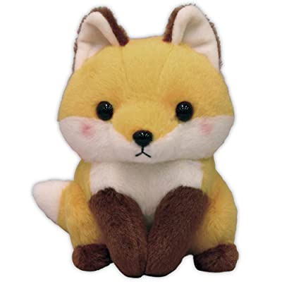 Kogitsune Konkon Plush Fox 13CM: Toys & Games