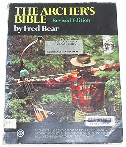 Book The Archer's Bible