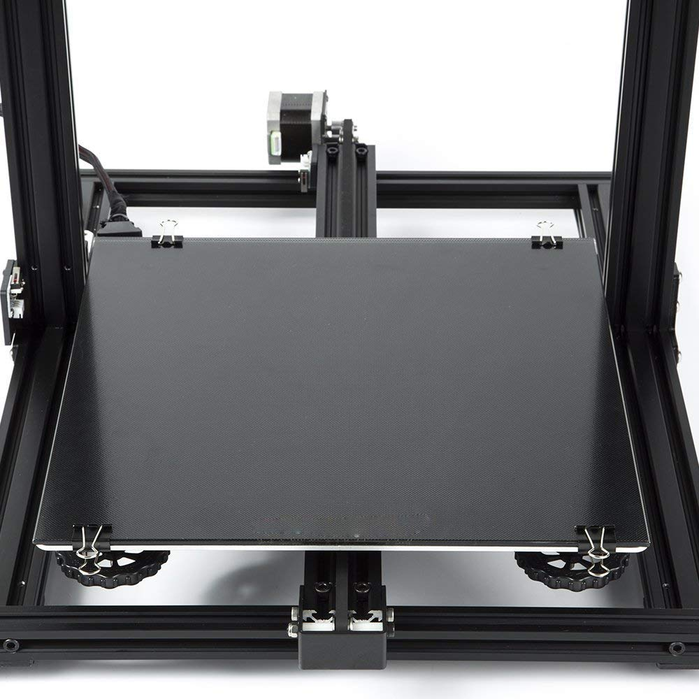 CCTREE Creality Upgraded 3D Printer Ultra Base Bed Glass Build Surface for Ender 3