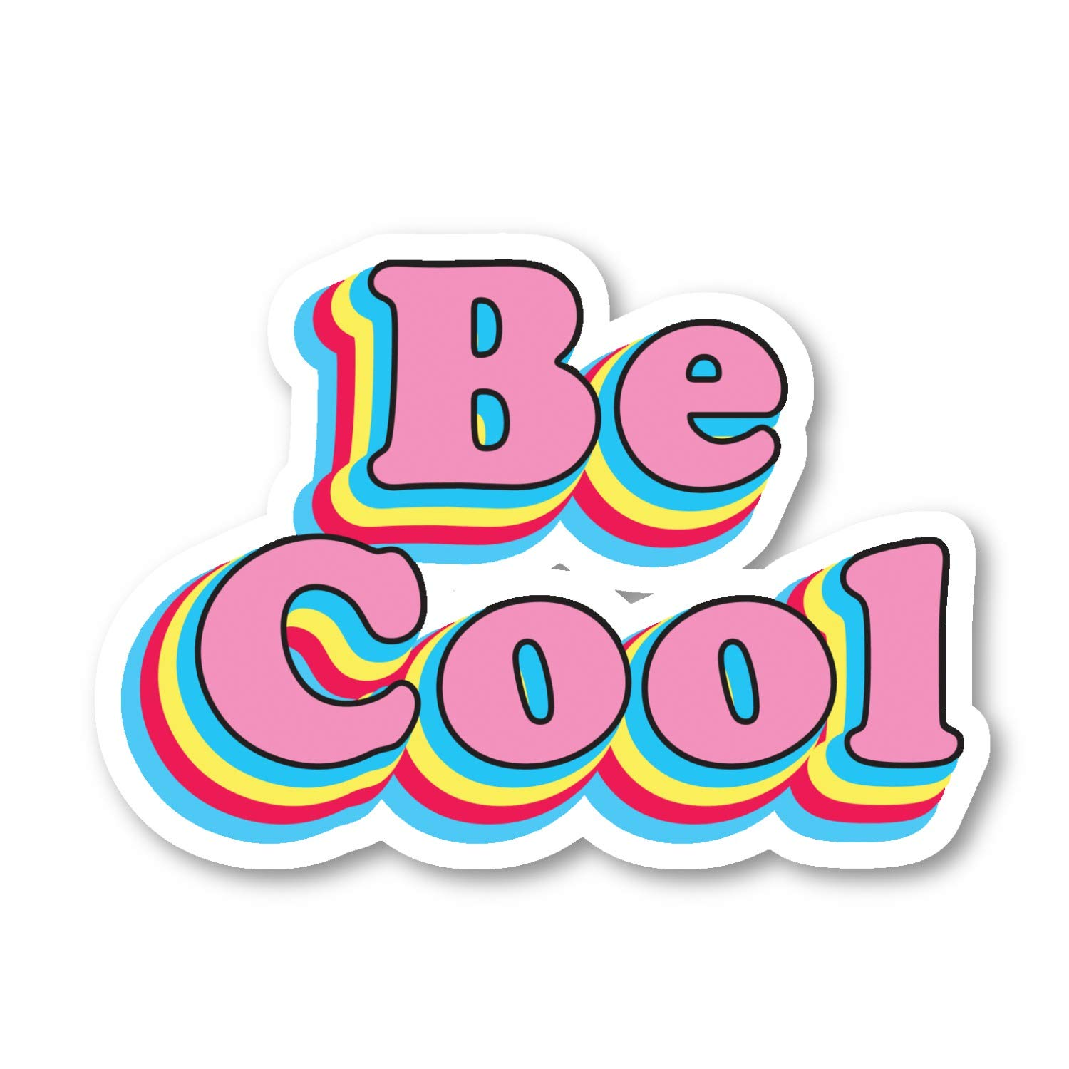 I use to be cool funny vinyl decal sticker