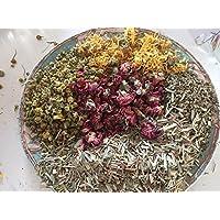 Rosie Nest. Nesting Box Herbs for chicken coops.