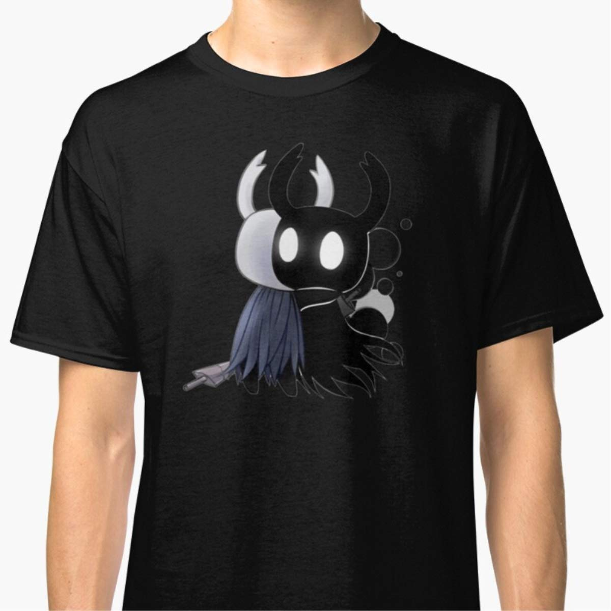 Unisex T-Shirt Hollow Knight Shirts For Men Women Perfect Fathers Day Friends