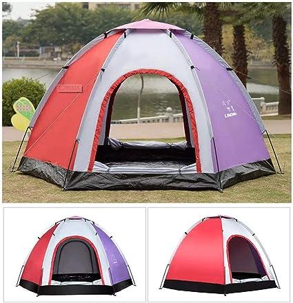 Carpa para camping La gente al aire libre 5-6 pop-up tienda ...