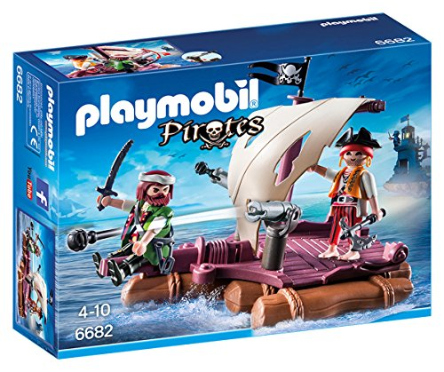 Pirate Playmobil - PLAYMOBIL Pirate Raft