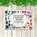 Healing Crystal Advent Calendar 2020 - 24 Pcs