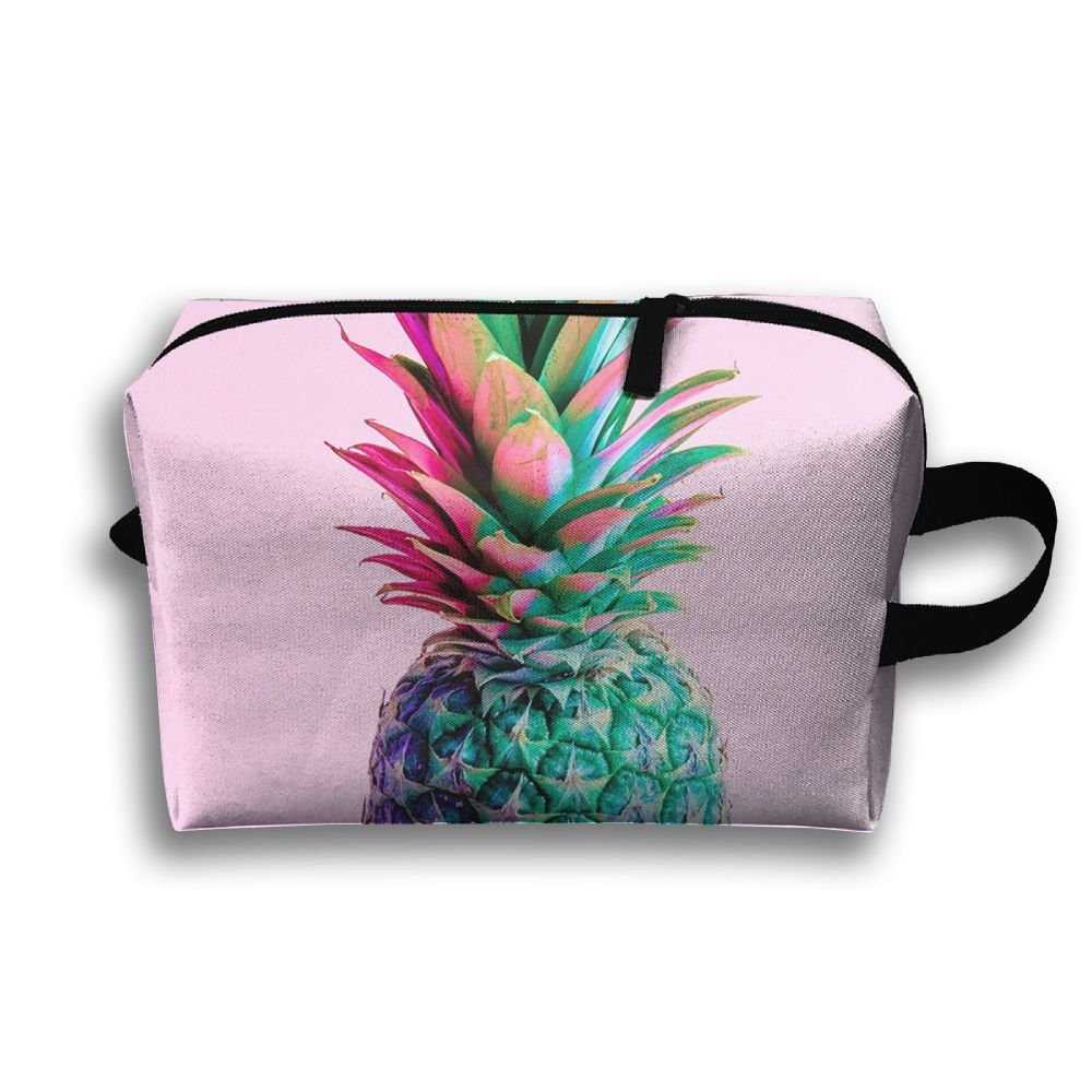 DTW1GjuY Lightweight And Waterproof Multifunction Storage Luggage Bag Magic Pineapple by DTW1GjuY (Image #1)