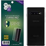 Pelicula Curves Pro para Samsung Galaxy S10 - VERSO, HPrime, Película Protetora de Tela para Celular, Transparente