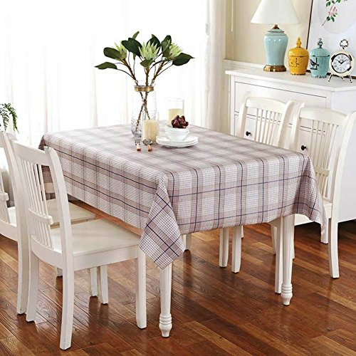 WXTFQB oil/water proof table cloth/non-washing table cloth/coffee table table mat-A 60x60cm(24x24inch)