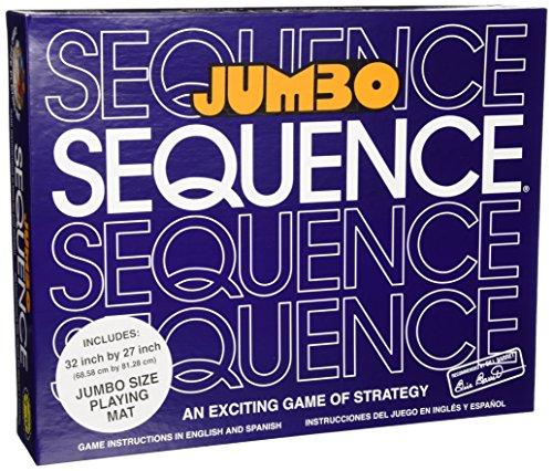 Jumbo Sequence Box Edition by Jax