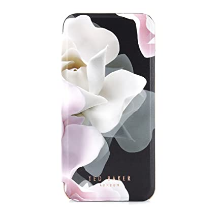 dc374c399 Ted Baker AW16 iPhone 8 7 Case - Luxury Folio Case  Amazon.co.uk ...