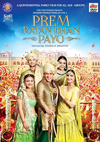 Amazon In Buy Prem Ratan Dhan Payo Dvd Blu Ray Online At Best