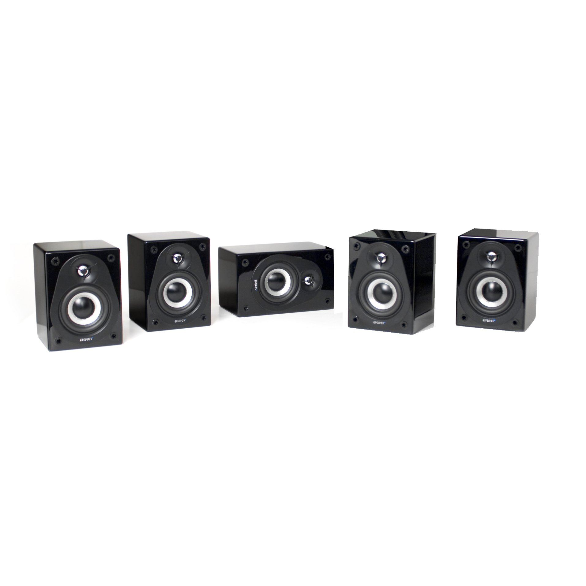 Energy RC-Micro 5 Pack Channel Home Theater System (Discontinued by Manufacturer)