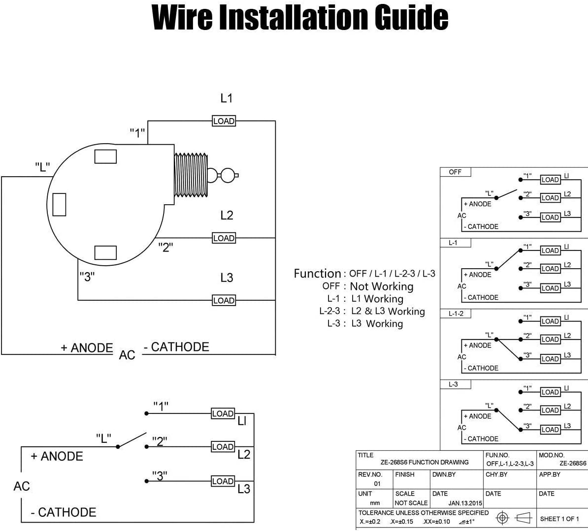 3 Speed Ceiling Fan Switch Wiring Diagram  U2013 Collection