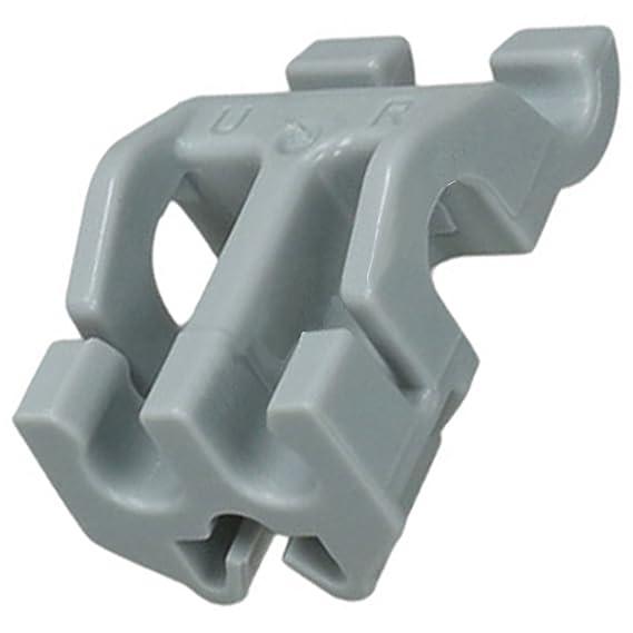 Spares2go lavavajilla Clip tinrow superior accesorio de para ...