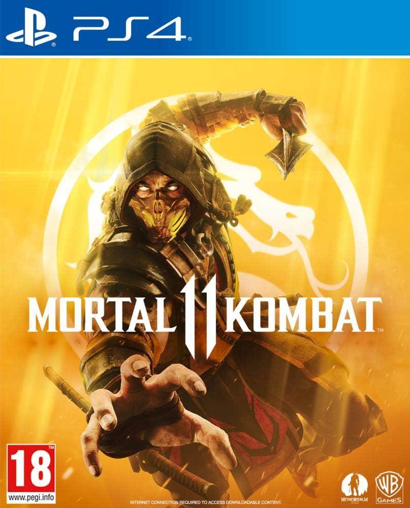 Mortal Kombat 11 - PS4  | NetherRealm Studios. Programmeur