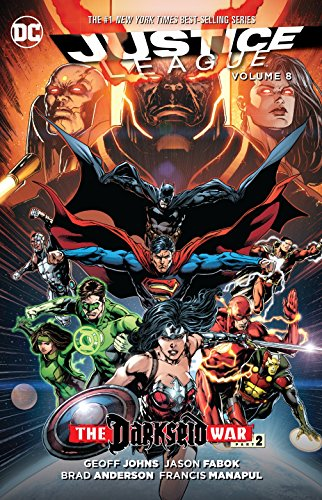 Justice League Vol. 8: Darkseid War Part 2 (Justice League Of America Vol 4 1)