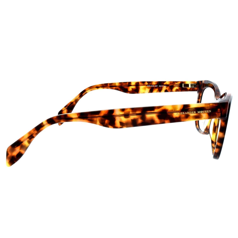 Amazon.com: Alexander McQueen AMQ 4249 – 8rf, Diseñador ...