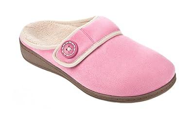 Vionic Laura cozy slipper 7 UK Women Pink