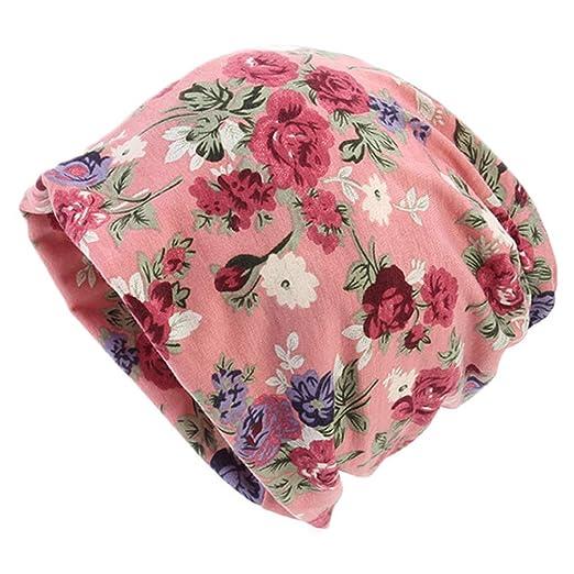 a604ce17039 Yangxiyan Women Cotton Turban Hat