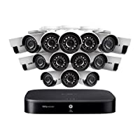 Deals on Lorex 1080p 16-Channel Security System LX1081-166