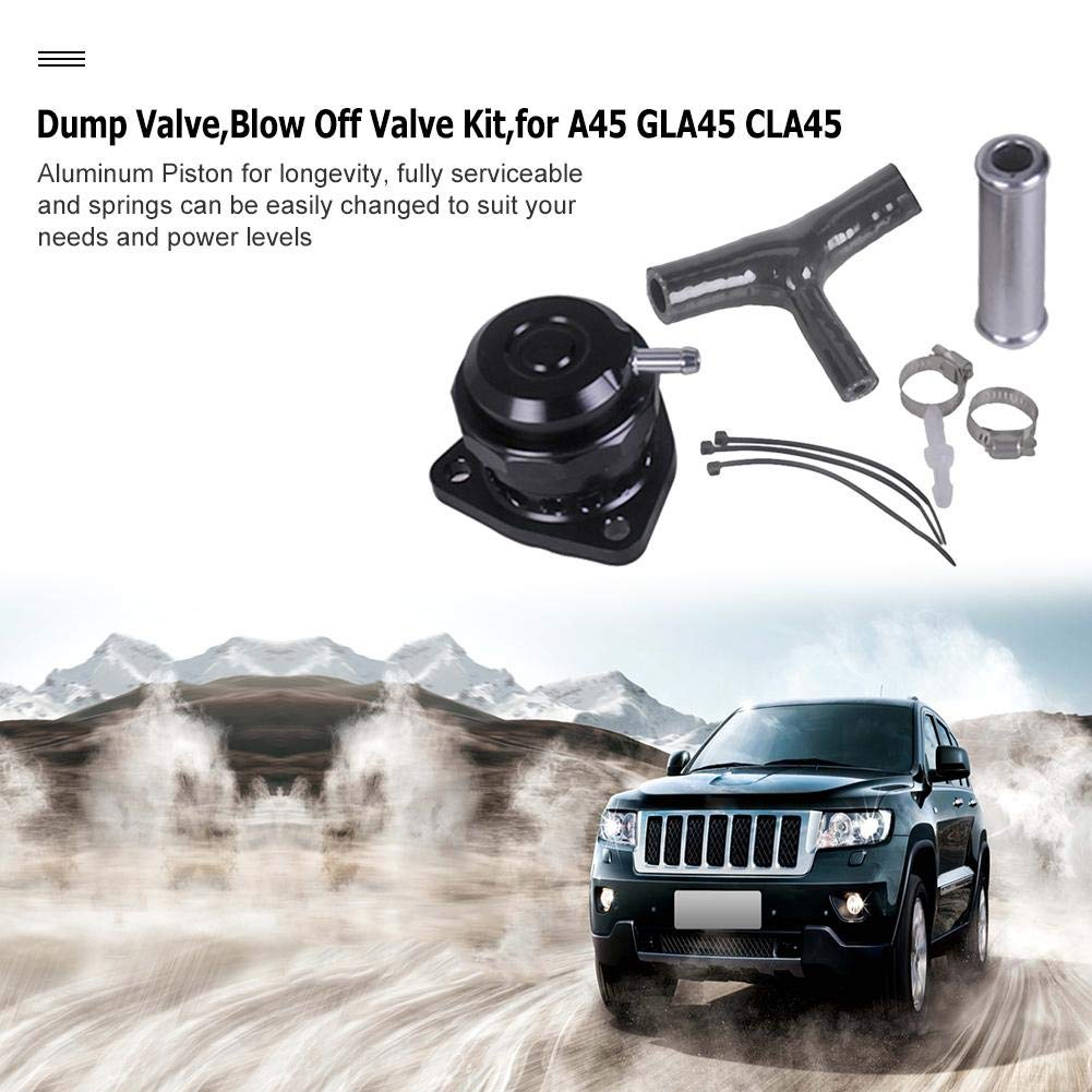 Amazon.com: Widewing Dump Valve Blow Off Valve BOV Kit for A45 GLA45 CLA45 AMG Pre-Facelift: MP3 Players & Accessories