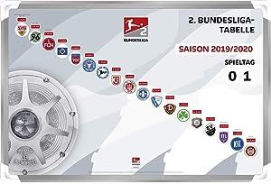 Dfl Deutsche Fussball Liga 1 Bundesliga Magnettabelle