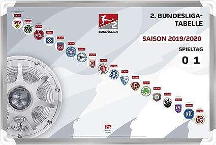 Dfl Deutsche Fussball Liga 2 Bundesliga Magnettabelle
